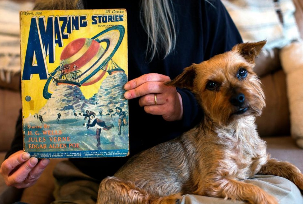 """Push to resurrect """"Amazing Stories"""", the iconic science-fiction magazine, gets a TV boost"""