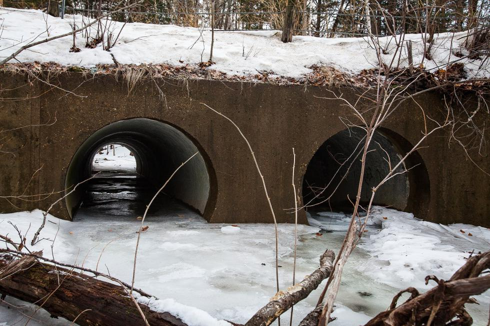 The lowly N.H. culvert is on the front lines of getting clobbered by climate change