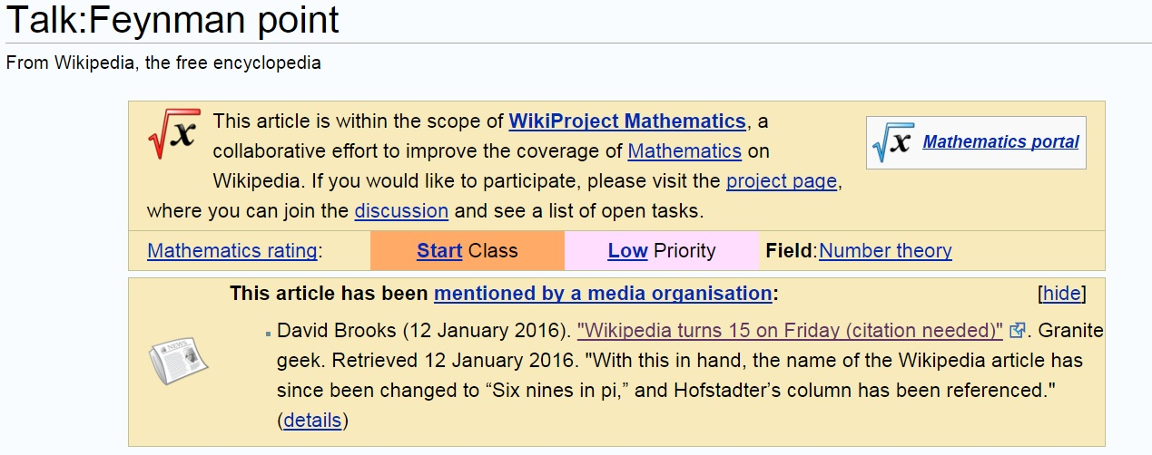 Wikipedia (bless its contrarian little heart) just made one of my columns wrong