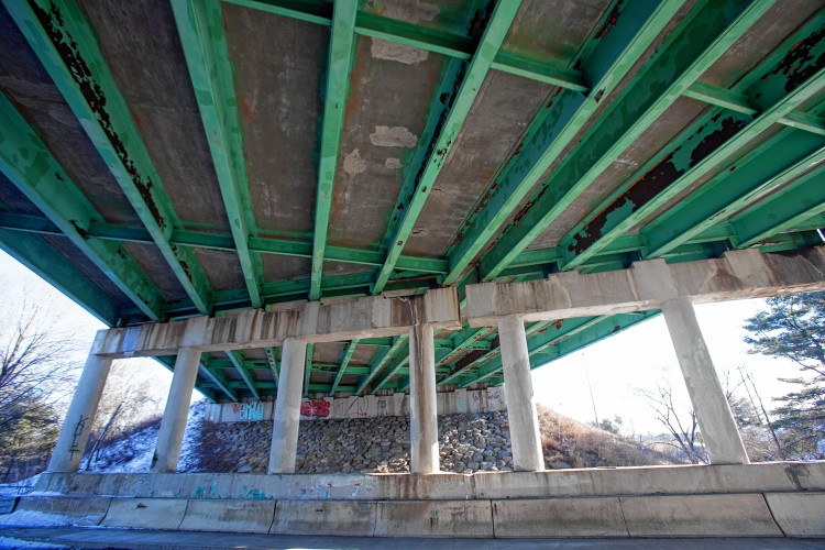 Engineers use objective (well – mostly objective) methods to choose bridges to fix