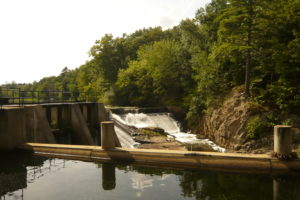 From Wikipedia: Mine Falls dam in Nashua