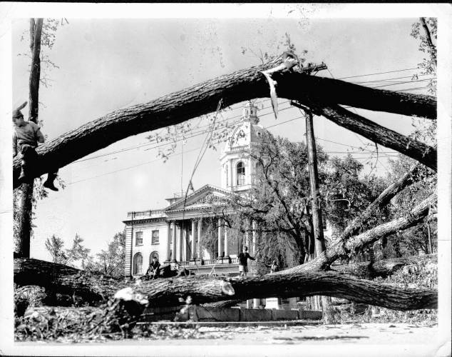 What if the Hurricane of 1938 hit today?