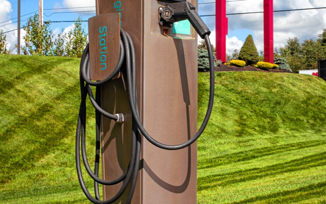 Electric cars are coming – but where are the electric car chargers?