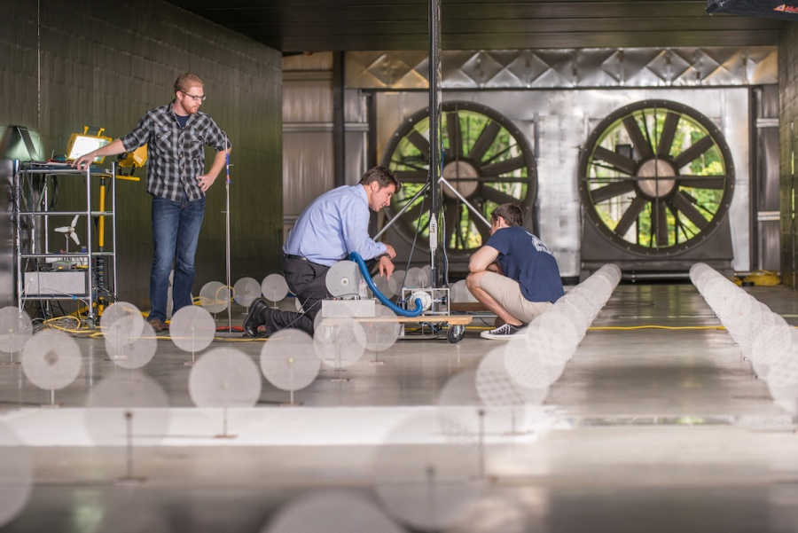 In attempt to break marathon record, Nike used UNH wind tunnel for R&D
