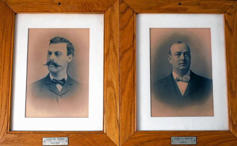 Concord mayors cast a light on The Great Disappearing Facial Hair Mystery