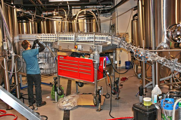 Other industries seek to profit from growth of craft brewing