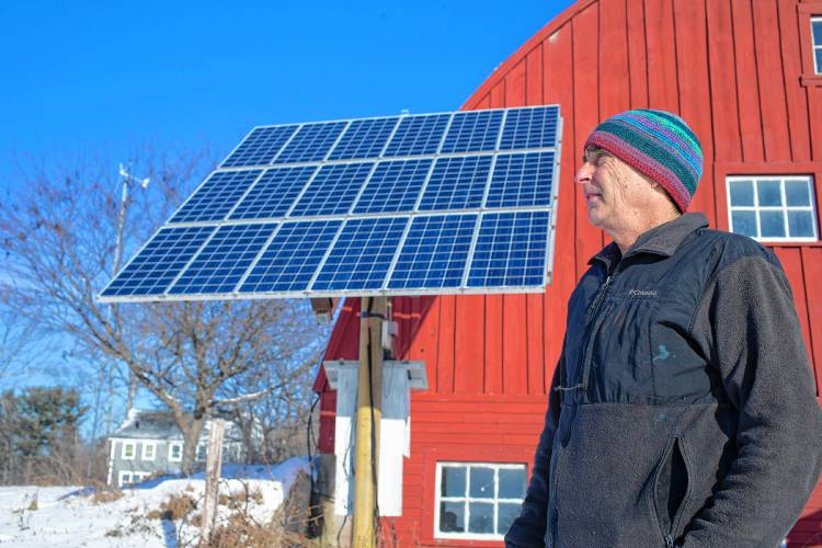 The (maybe) oldest grid-tied solar array in New Hampshire is still going strong