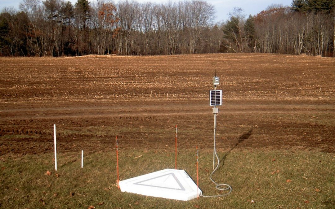 An automated snow scale at UNH for climate monitoring