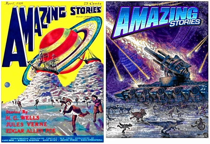 Effort to revive 'Amazing Stories' magazine moves to Kickstarter