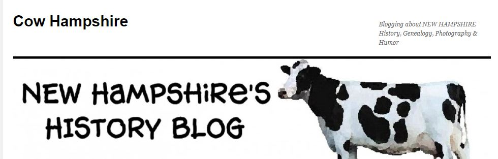 Yeah this is a good, long-running blog – but check Cow Hampshire!