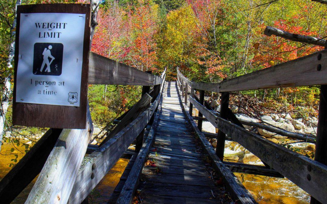 A bridge too wild? Footbridge in Pemi Wilderness won't be replaced