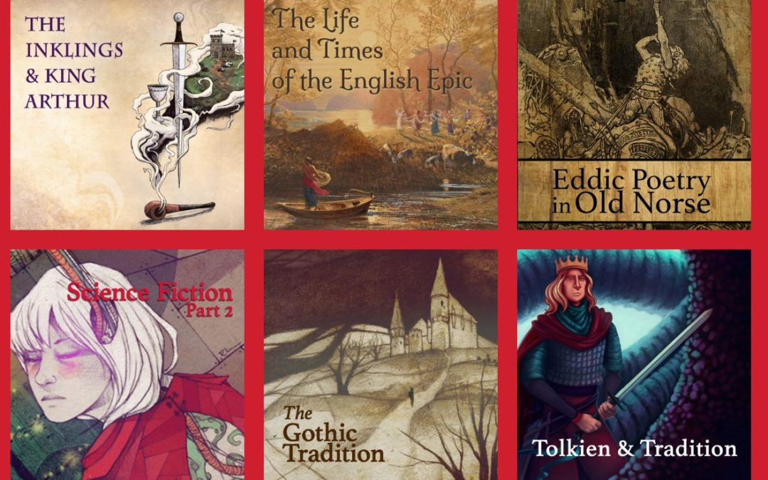 A possible future of online higher ed, with a heavy dose of Tolkien and Beowulf