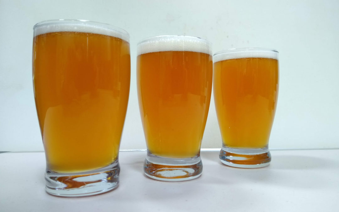 George Squashington Pale Ale!