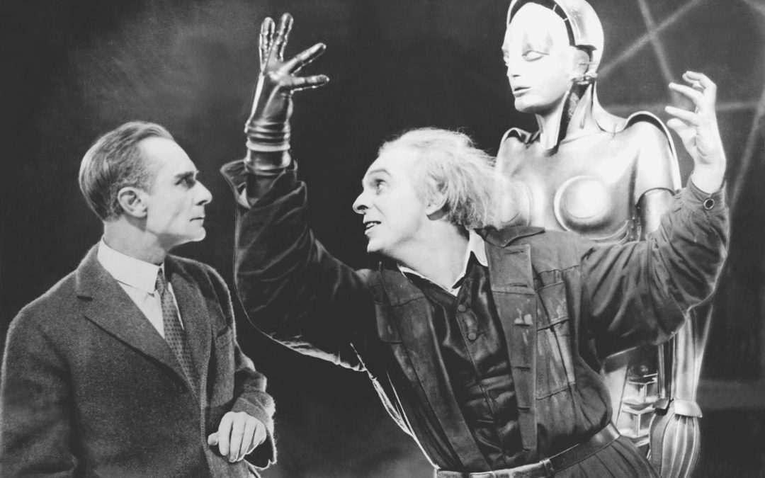 Restored 'Metropolis' with accompanying piano in the state's best movie theater