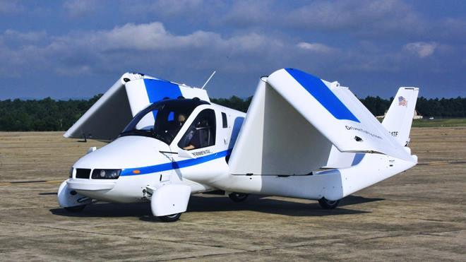 Speaking of flying cars, 'roadable aircraft' get OK from N.H. Senate