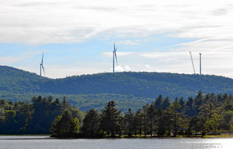 Long-disputed N.H. wind farm is finally finished