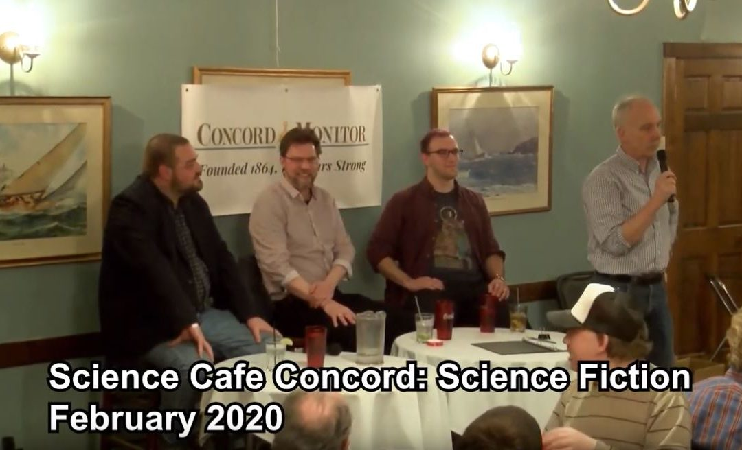 Science Cafe NH is on hold, so why not revisit a few