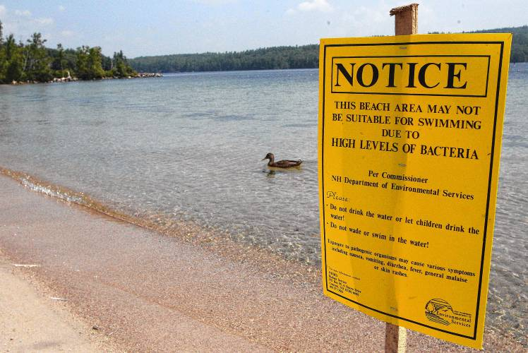 Budget woes & pandemic squelch monitoring of lake beaches