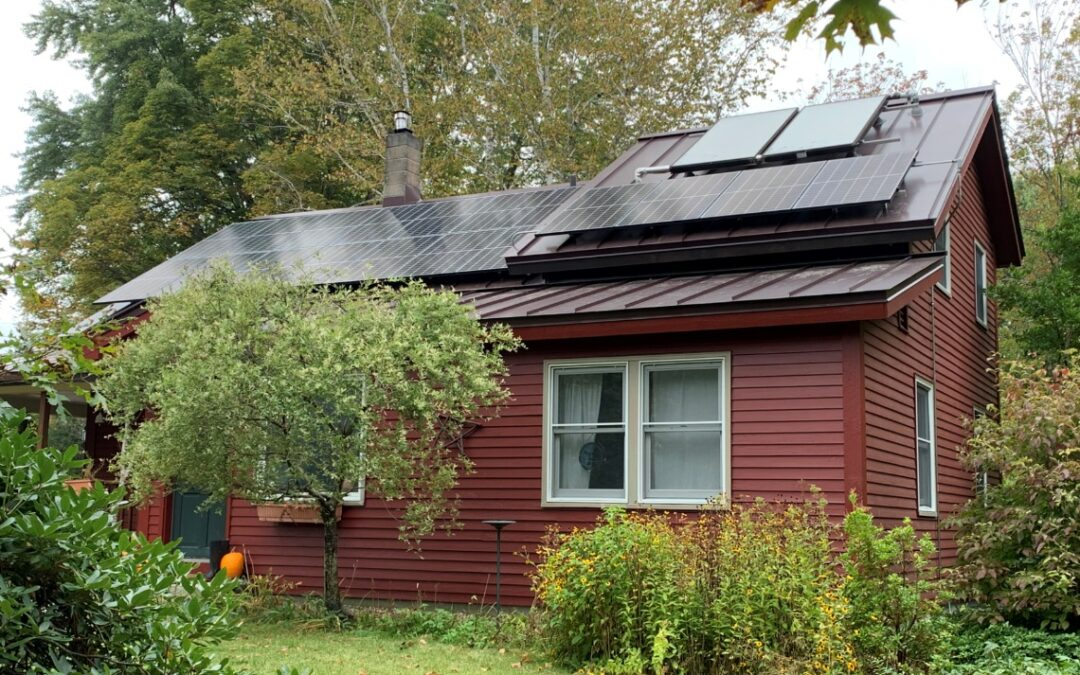 Solar power can save money even for people who don't have it