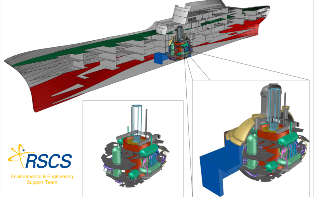 NH firm is cleaning up a nuclear-powered cruise ship (yes, cruise ship)