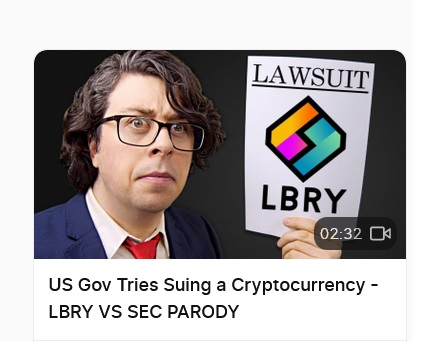 "Feds fight NH's LBRY over whether its crypto is a ""security"""