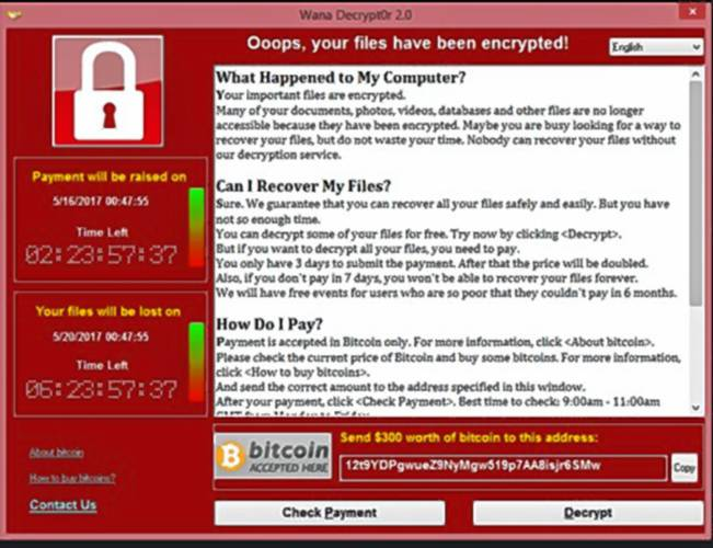 Ransomware hits New Hampshire businesses all the time; just don't ask for details