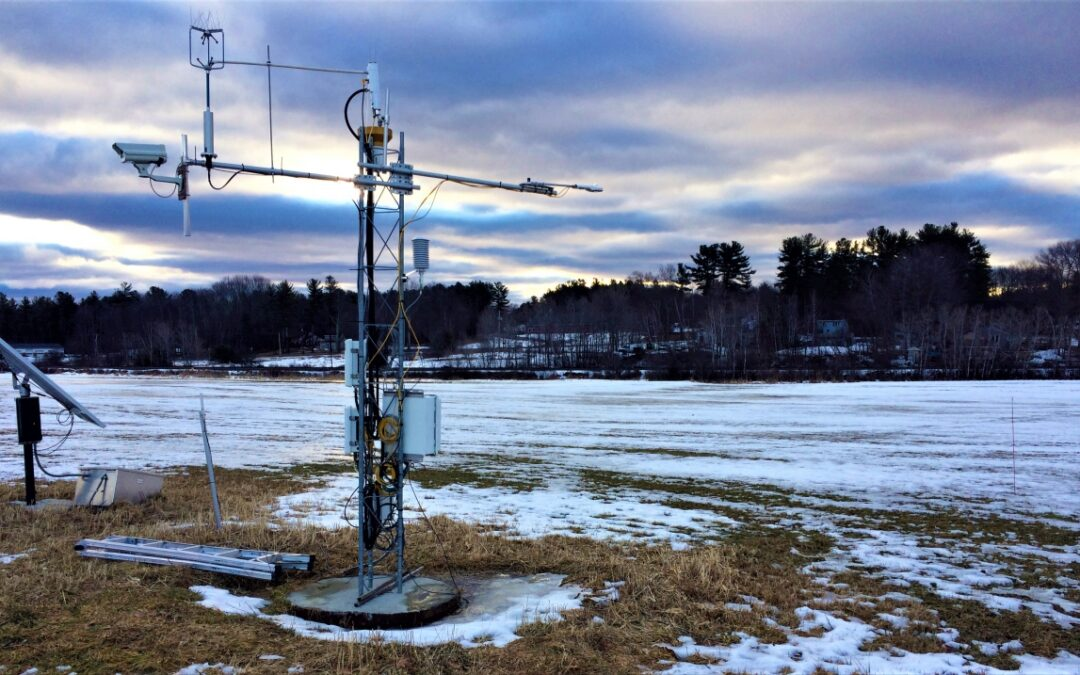 UNH: Grasslands beat forests at taking advantage of warming winters