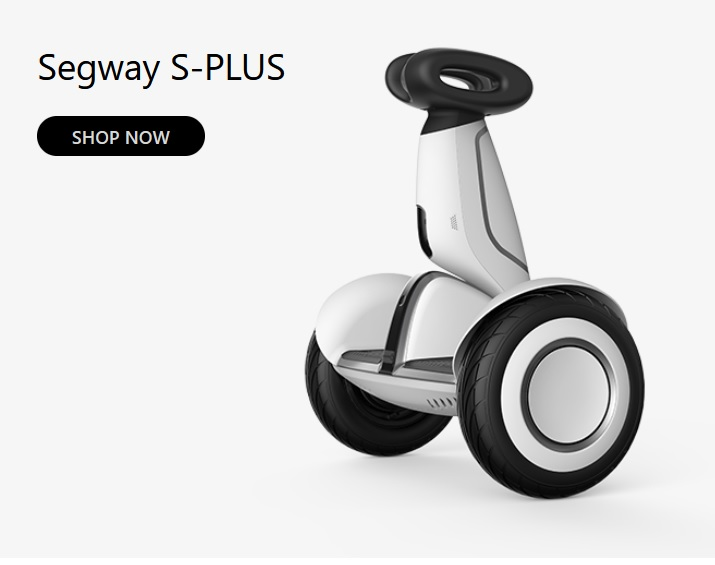Why we're not known as The State That Birthed Segway